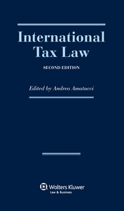 Imagen de International Tax Law