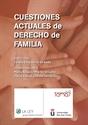 Imagen de Cuestiones actuales de Derecho de familia