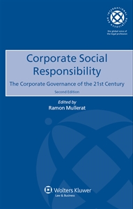 Imagen de Corporate Social Responsibility: The Corporate Governance of the 21st Century 2nd edition REV