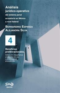 Imagen de Análisis jurídico-operativo del sistema penal acusatorio en México a nivel federal. Tomo IV