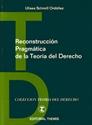 Imagen de Reconstrucción Pragmática de la Teoría del Derecho