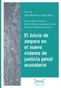 Imagen de El Juicio de amparo en el nuevo sistema de justicia penal acusatorio