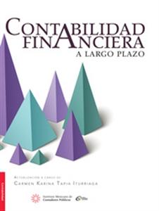 Imagen de Contabilidad Financiera a Largo Plazo