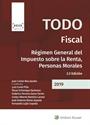 Imagen de Todo Fiscal: Régimen general del Impuesto sobre la Renta, personas morales - 2ª ed.