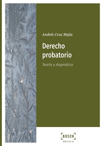 Imagen de Derecho probatorio
