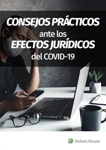 Imagen de Consejos prácticos ante los efectos jurídicos del COVID-19